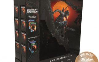 Warenträger Shadow of the Tomb Raider Display